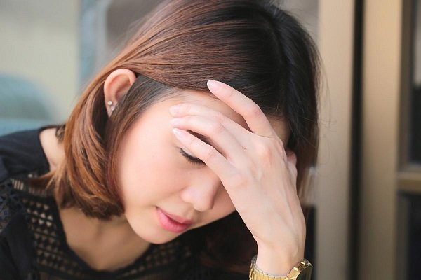 Căng thẳng, áp lực từ công việc, gia đình, con cái... khiến phụ nữ không còn mặn nồng với chuyện chăn gối