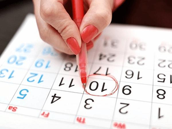 Bạn đã biết cách tính ngày an toàn để tránh mang thai ngoài ý muốn?