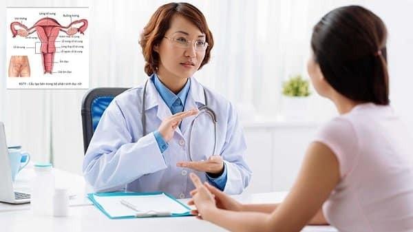 Kiểm tra sức khỏe định kỳ là giải pháp người đồng tính nữ nên ưu tiên thực hiện để chăm sóc bản thân tốt nhất