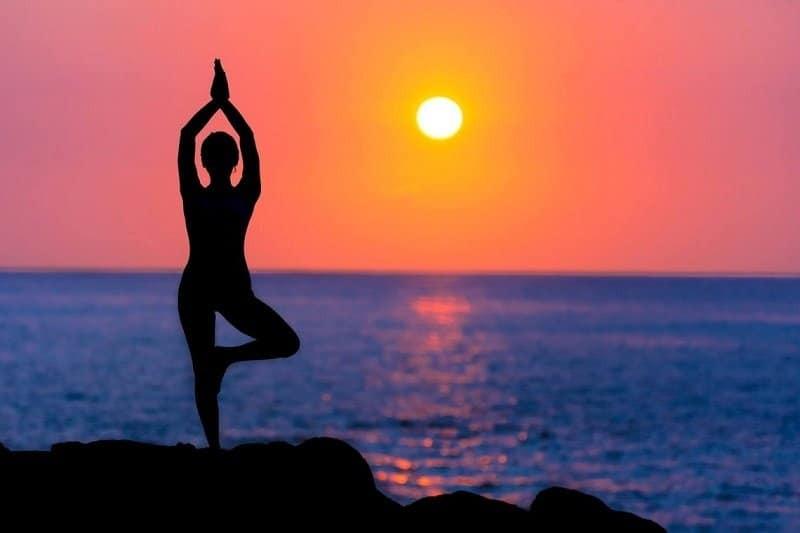Yoga mang đến sức khỏe và niềm vui cho người tập