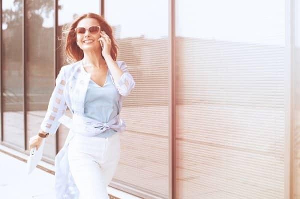 Phụ nữ mạnh mẽ tin rằng mình có thể đạt được những đỉnh cao mới trong cuộc sống (Ảnh: Internet)