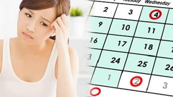 Có nhiều nguyên nhân ảnh hưởng đến tính hiệu quả của phương pháp tính ngày tránh thai an toàn