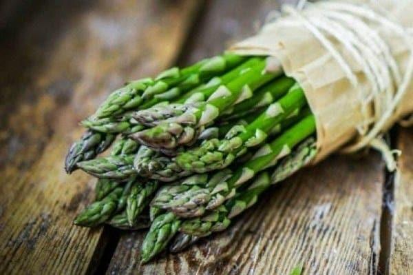 Măng tây giàu dinh dưỡng tốt cho tim mạch