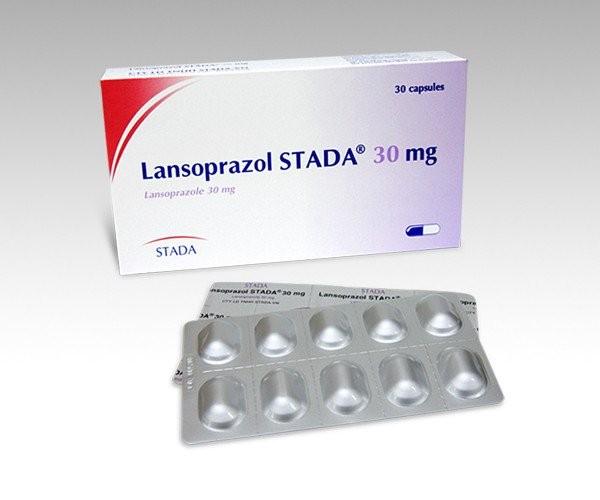 Hình ảnh của thuốc Lansoprazol