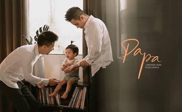 Cặp đôi đồng tính thường có trách nhiệm và tình cảm nhiều hơn dành cho con cái của mình (Ảnh: Internet)
