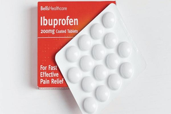 Thuốc hạ sốt Ibuprofen