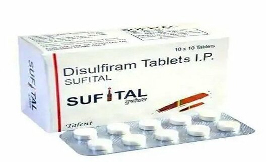 Thuốc Disulfiram