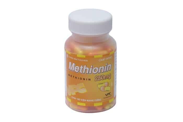 thuốc Methionin