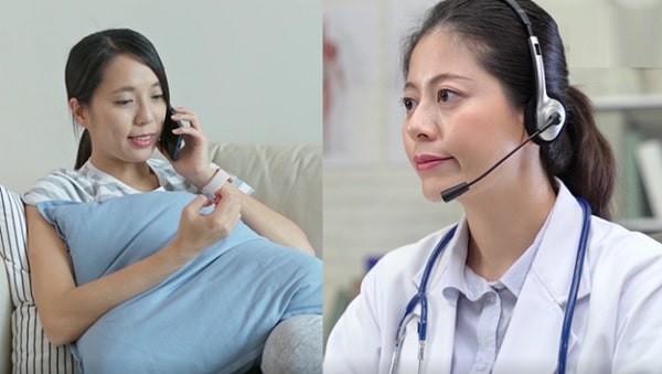 Dịch vụ tư vấn sức khỏe trực tuyến giúp bạn tiết kiệm thời gian di chuyển