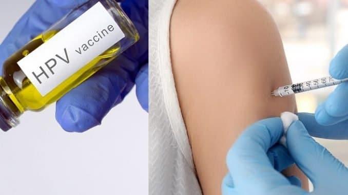 Tiêm vaccine là cách đơn giản để phòng ngừa một số chủng HPV nguy hiểm