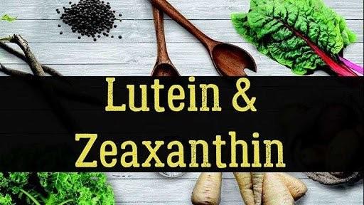 Lutein và Zeaxanthin thành phần giúp làm sáng và dưỡng mắt tốt