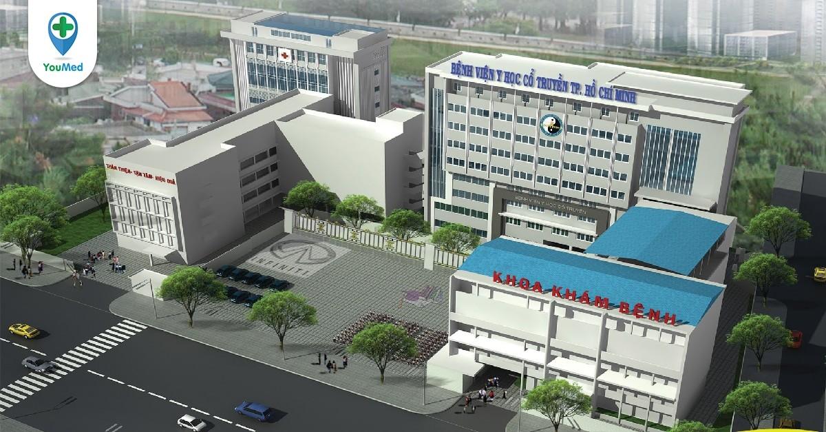 Hướng dẫn đi khám chữa bệnh tại Bệnh viện Y Học Cổ Truyền TPHCM