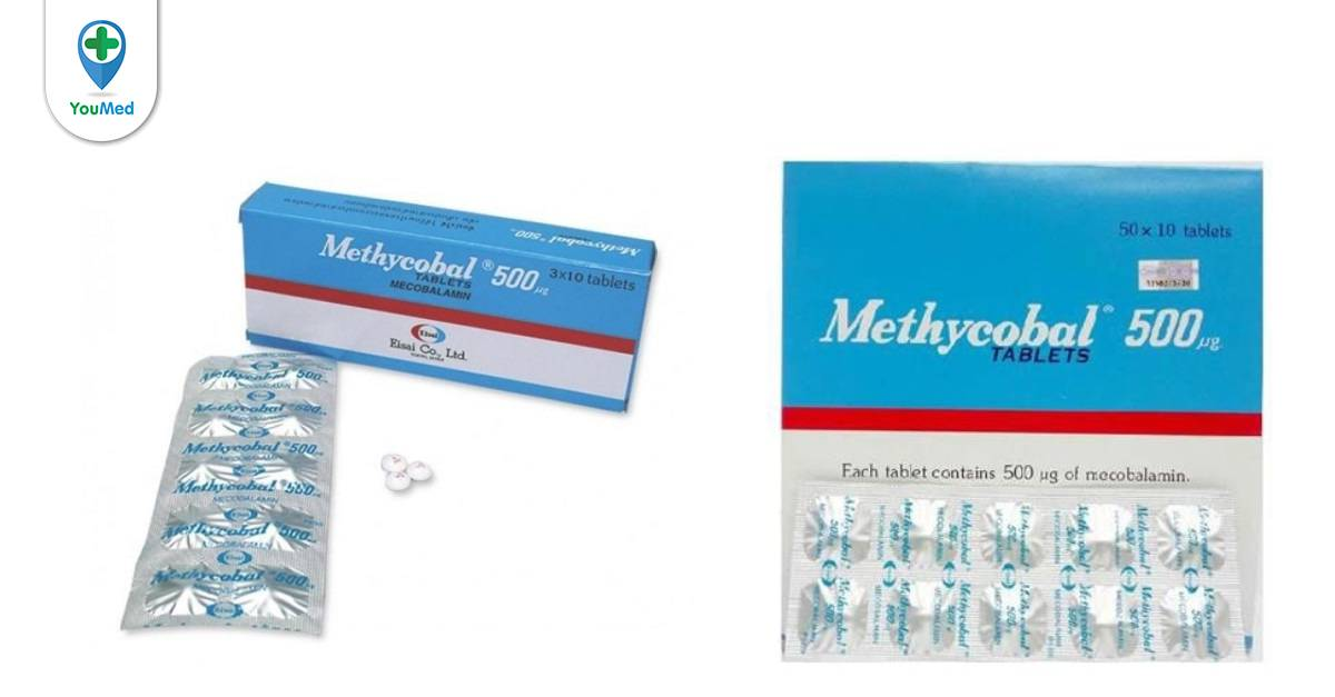 Bạn biết gì về thuốc Mecobalamin?
