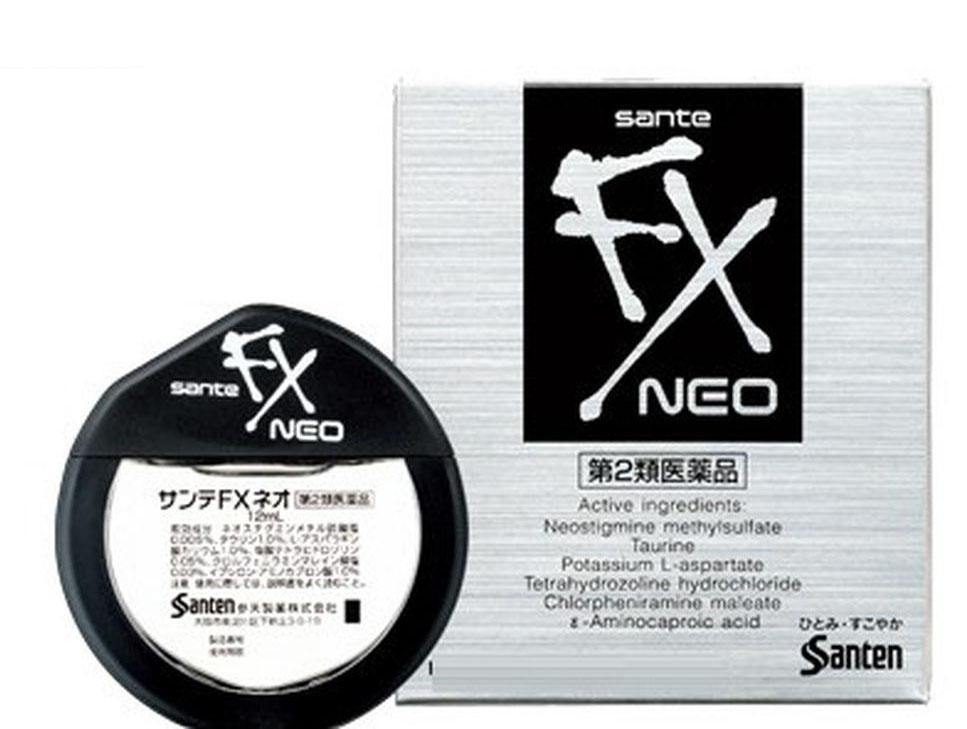 Thuốc nhỏ mắt Nhật Bản Sante FX NEO