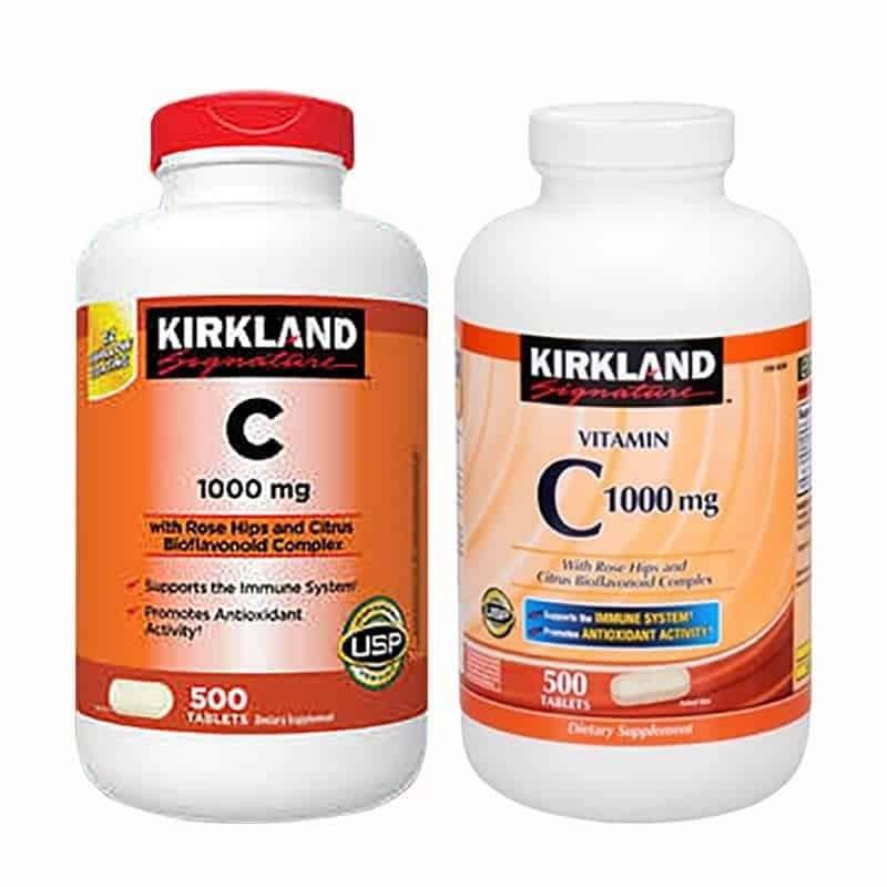 Thuốc bổ sung vitamin C