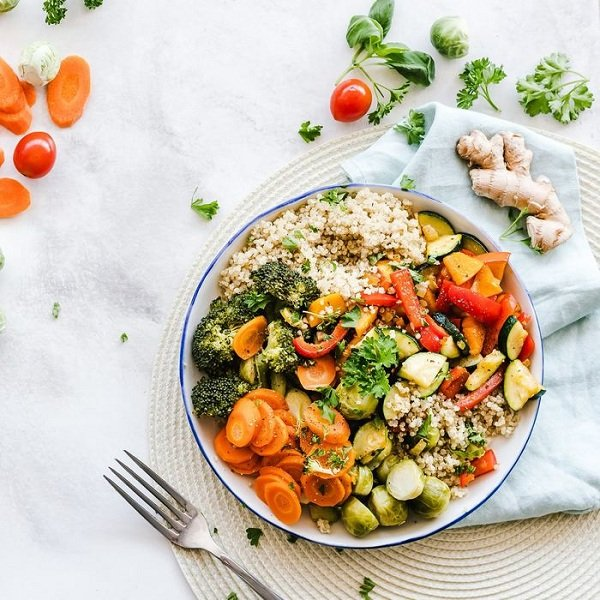 Chế độ ăn Địa Trung Hải vừa giúp giảm cân vừa tốt cho sức khỏe (Nguồn ảnh: Popsugar)
