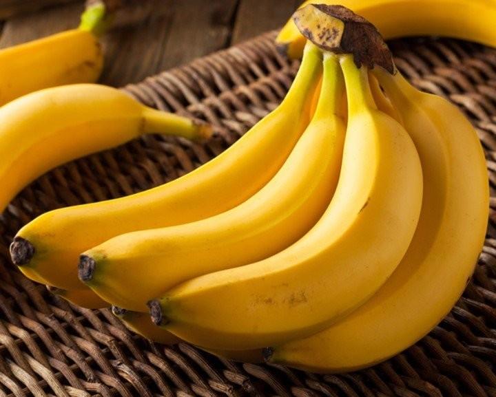 Chuối là nguồn cung cấp vitamin B5 dồi dào