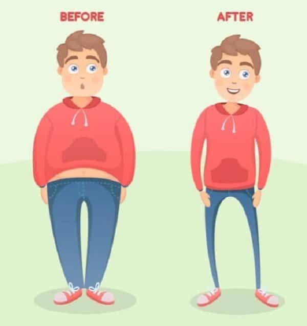 Keto diet giúp chúng ta giảm cân đáng kể