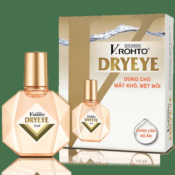 Thuốc nhỏ mắt V.Rohto Dryeye 13ml