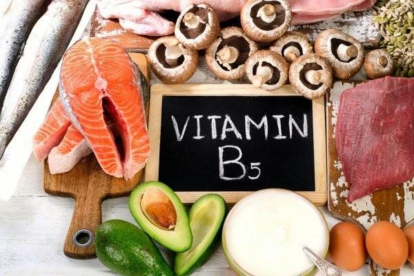 Các thực phẩm bổ sung vitamin B5