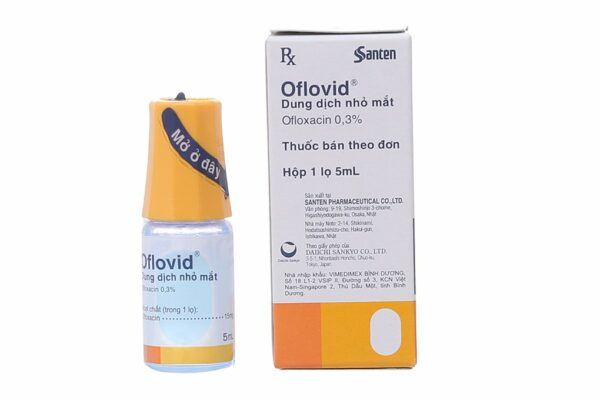 thuốc nhỏ mắt tốt nhất hiện nay Oflovid