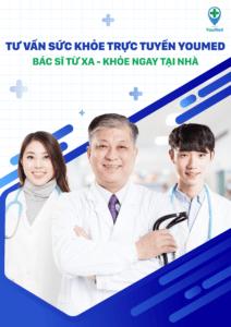 YouMed là ứng dụng tư vấn sức khỏe trực tuyến hàng đầu hiện nay