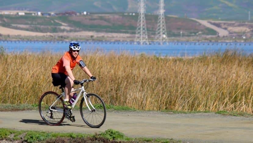 Cần chú ý đến những yếu tố ngoại cảnh khi đạp xe bên ngoài