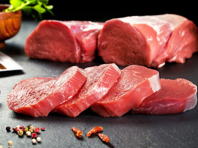Thịt bò chứa nhiều vitamin B5
