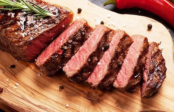 Một thực đơn keto chuẩn và hiệu quả không thể thiếu thịt bò