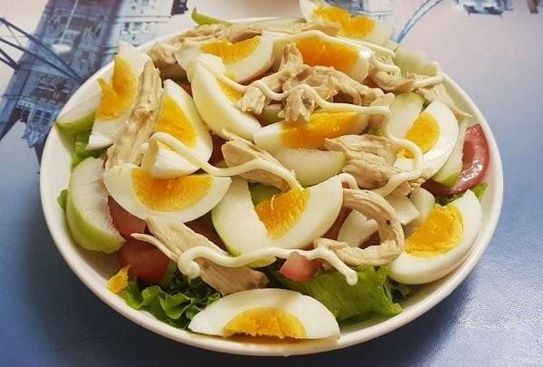 Trứng cũng góp phần xây dựng một thực đơn keto giảm cân hiệu quả