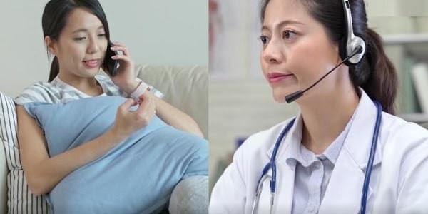 Dịch vụ tư vấn thai sản online