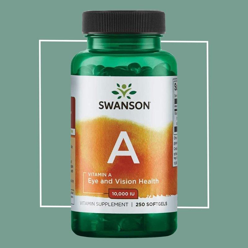 Thuốc bổ sung Vitamin A