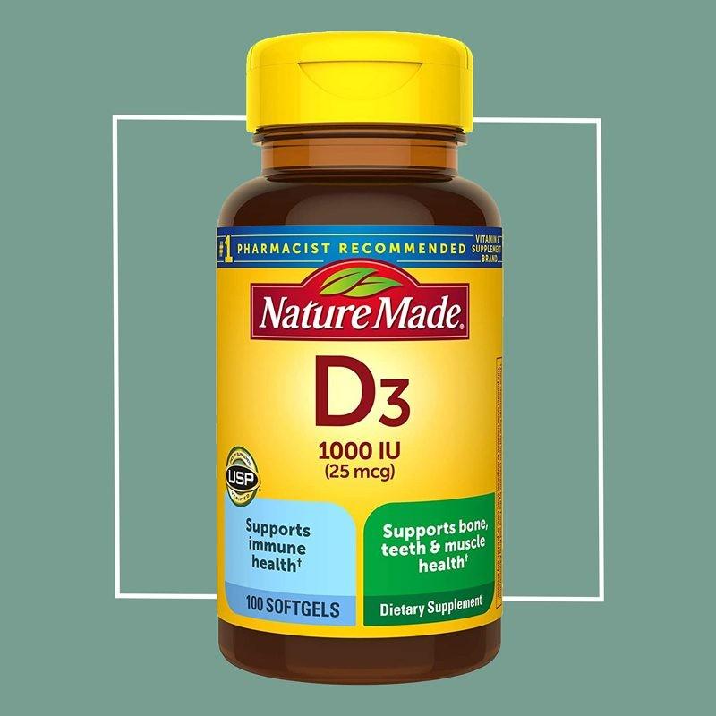 Thuốc bổ sung vitamin D