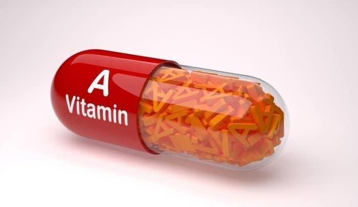 Bổ sung vitamin A có thể giúp cải thiện sức khỏe làn da của bạn.