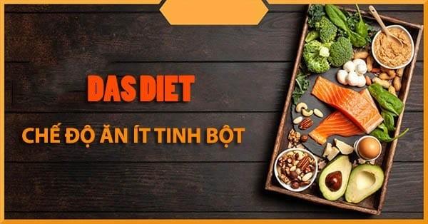 Chế độ ăn kiêng DAS diet