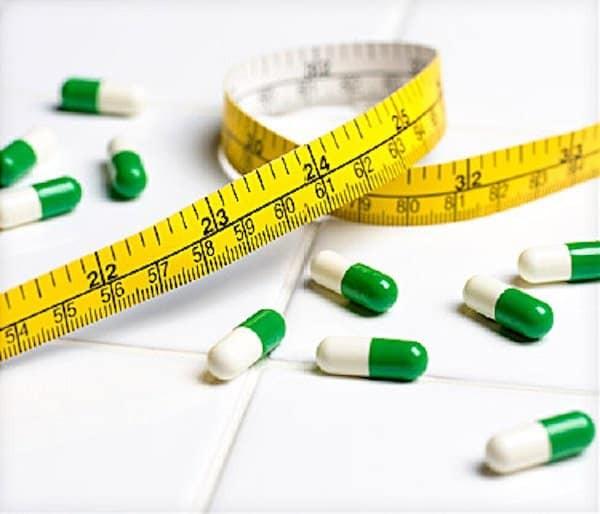 Tác hại của thuốc giảm cân