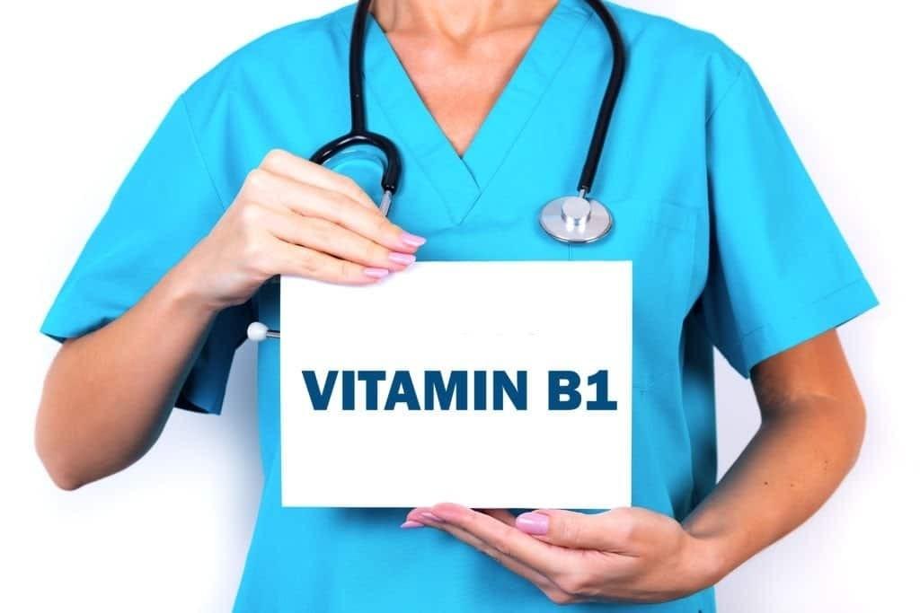 Thiếu vitamin B1 có nhiều nguyên nhân