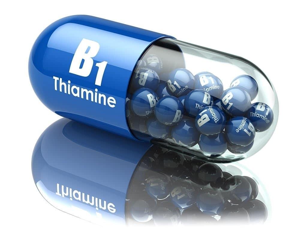 Vitamin B1 (Thiamin) là một chất dinh dưỡng thiết yếu