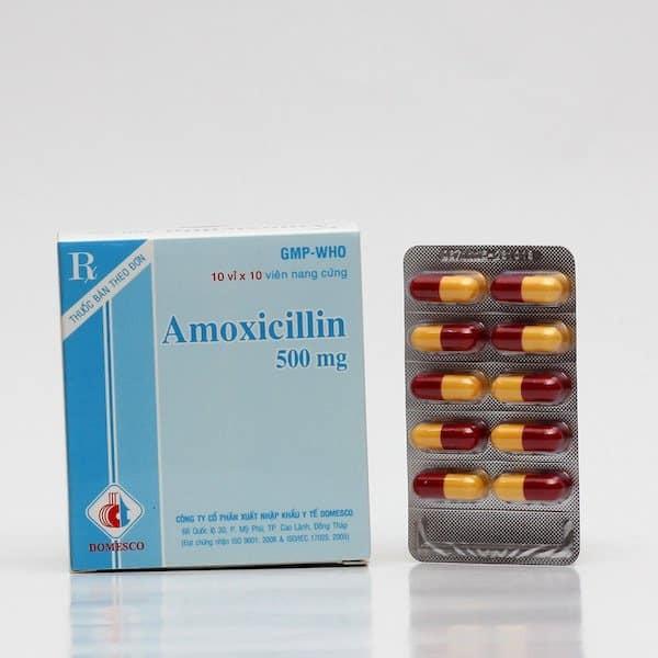 Amoxicillin là kháng sinh an toàn cho phụ nữ có thai