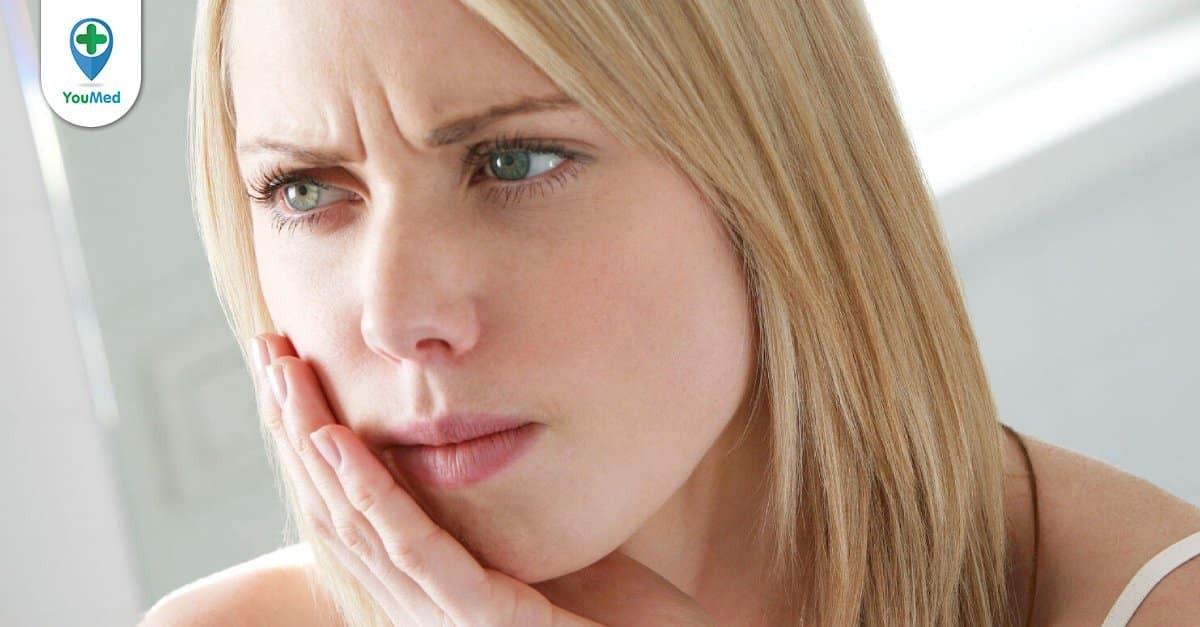 Bà bầu bị đau răng có nguy hiểm không?