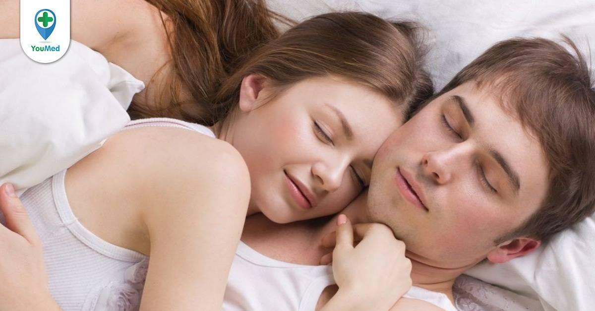 Sau khi quan hệ nên làm gì - 10 việc nên làm sau phút mặn nồng