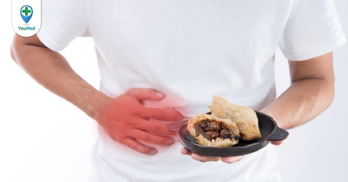 Những cách chữa ngộ độc thực phẩm bạn nên biết