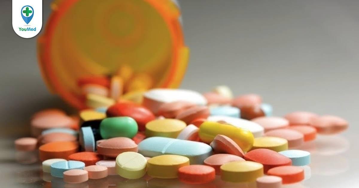 Thuốc kháng sinh: Công dụng, tác dụng phụ và cách sử dụng