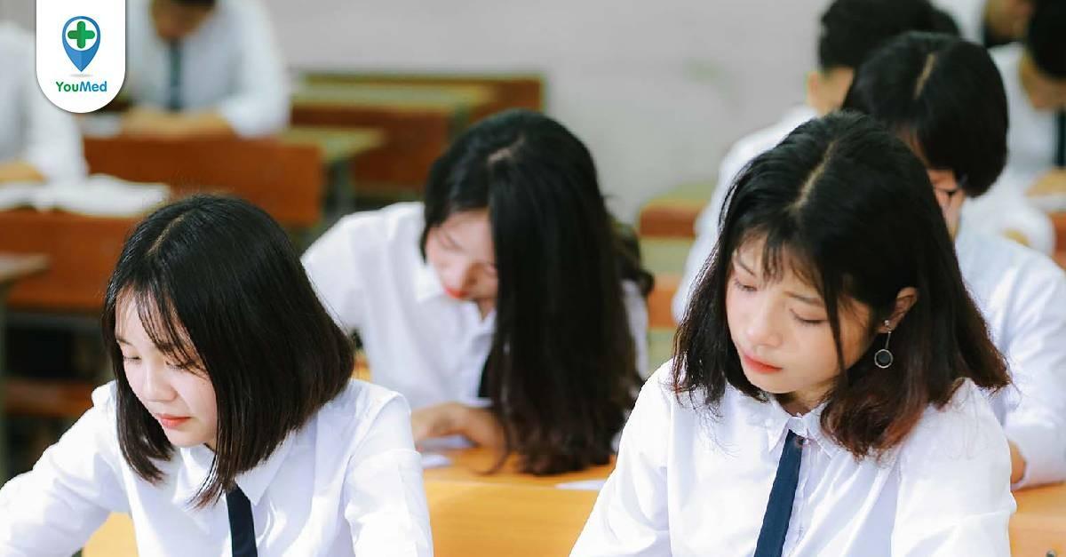 Thuốc bổ não cho học sinh, sinh viên tăng trí nhớ, giảm căng thẳng