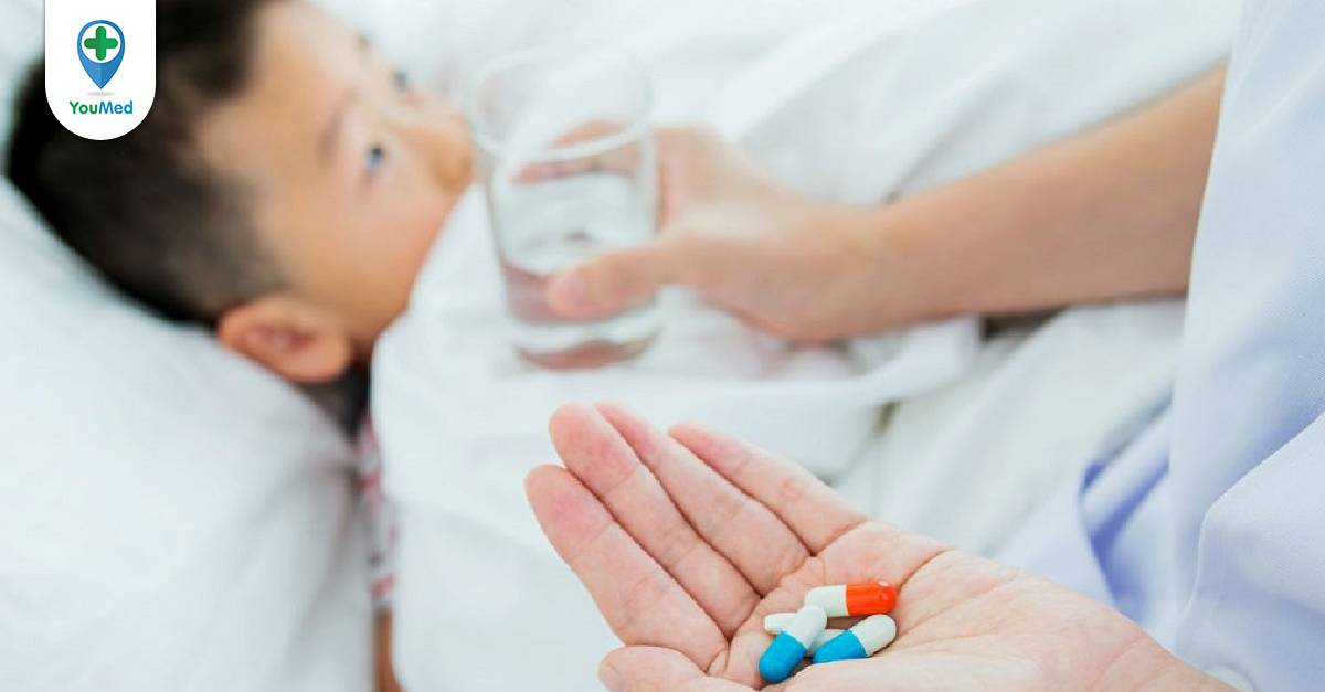 Các loại thuốc kháng sinh an toàn cho trẻ em