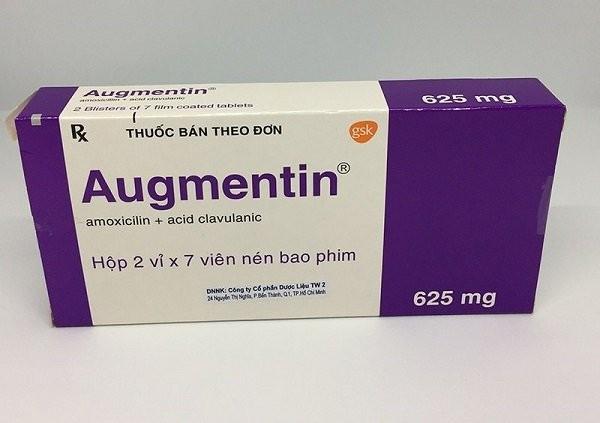 Kháng sinh Augmentin