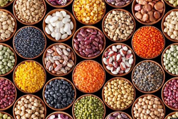 Các loại đậu chứa nhiều chất dinh dưỡng giúp thai nhi tăng cân nhanh