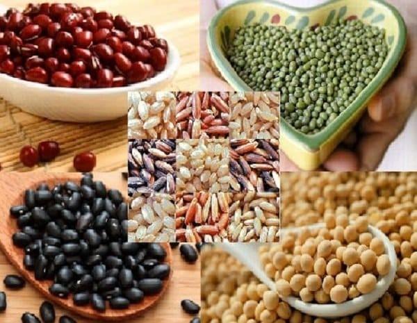 Ngũ cốc là chất có thể giúp tình trạng bệnh của bạn được cải thiện hơn