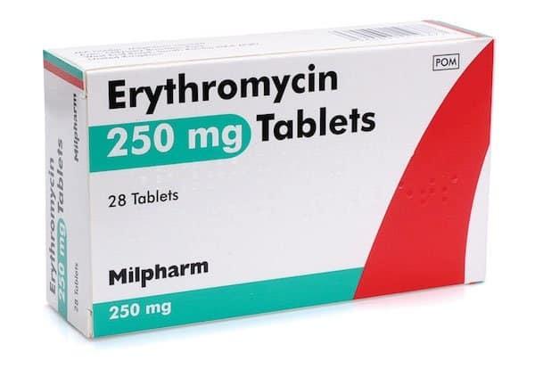 Erythromycin là kháng sinh an toàn cho thai kì