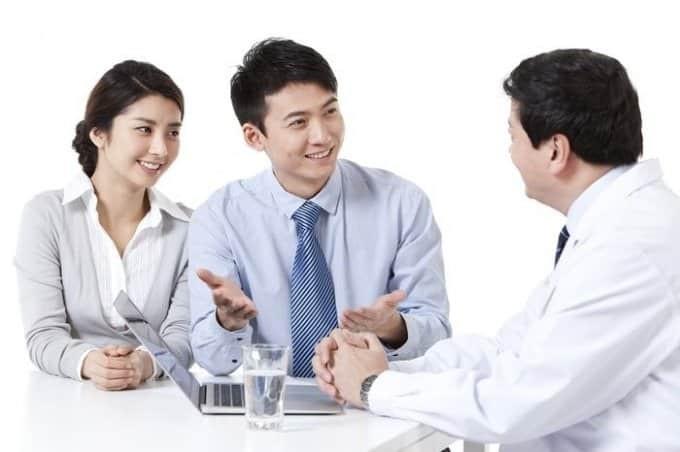 Khám sức khỏe tiền hôn nhân dành cho nam có thể bao gồm kiểm tra nhiễm HPV ở nam giới